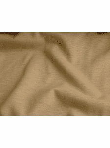 Fine European Cotton Linen French Beige Knit Fabric NV-74