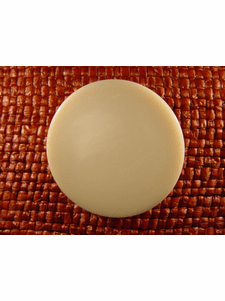 Italian Coat Buttons Wholesale (24pcs) Shank Buttons 1 1/2 inches Off White #bag-362