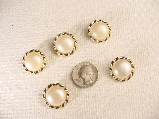 Pearl Buttons