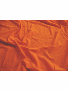 Pumpkin Lightweight 4 Way Stretch Knit Fabric