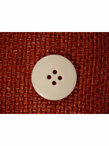 SAMPLE SWATCH - 4 hole Buttons 1 1/4 inches Off White #bag-279
