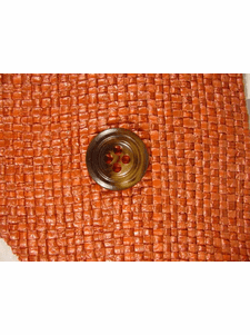 SAMPLE SWATCH - Designer 2 hole Buttons 1 1/8 inches Old Navy #bag-332