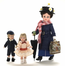 "10"" MARY POPPINS SET"