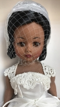 "10"" MY SPECIAL DAY - African American Bride - LE50"
