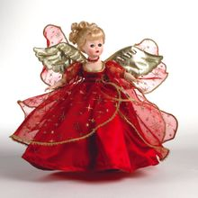 "10"" STARDUST GREETINGS ANGEL"