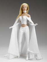 """16"""" EMMA FROST - incl two pairs of hands"""