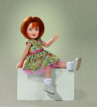 "4"" RORY - CARROT TOP - LE100"