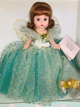 "8"" FAIRY OF SONG - green"