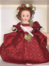 "8"" HAPPY CHRISTMAS PRINCESS ELIZABETH"