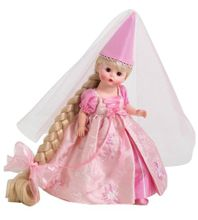 "8"" PRINCESS RAPUNZEL (click for actual photo)"