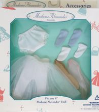 "UNDERWEAR ACCESSORY PACK - for 8"" doll"