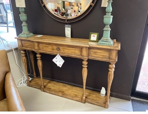 Accent Table Narrow Console