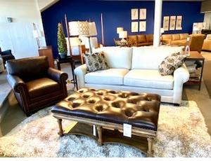 Alexander Sofa by Bassett Furniture