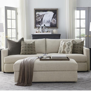 Allure Sofa by Bassett Furniture