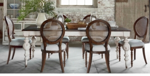 Avondale Dining Table & 6 Chairs Set
