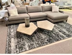 B Modern Sectional by Bassett Furniture