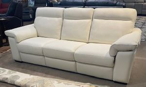 B757 155 Three Seater Sofa With Two Electric Recliner Functions