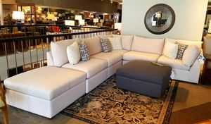 Beckham Sectional Sofa Set by Bassett Furniture