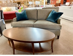 Condo Size Kent Sofa by Norwalk