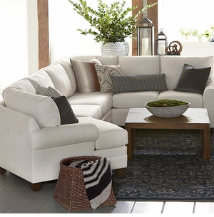 CU.2 Cuddle Custom Sectional