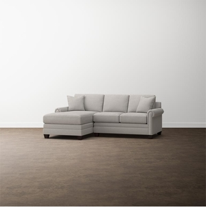 CU2 Chaise Lounge Sectional Sofa by Bassett