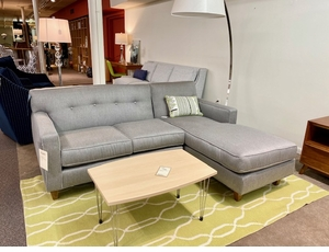 Dorset Modern Sectional by Rowe