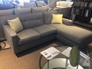 Dorset Modern Sectional Sofa