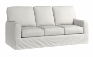 Durham Slipcover Sofa by Bassett
