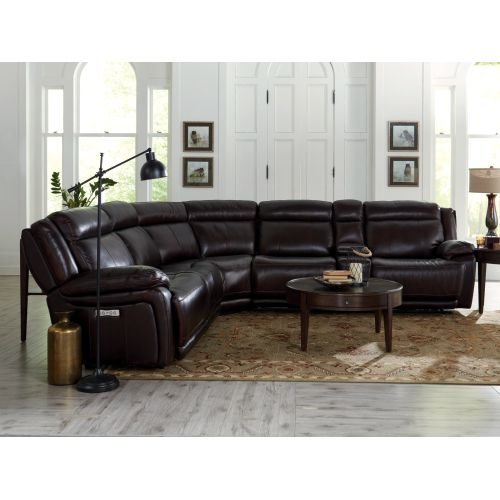Evo Large Reclining Sectional by Bassett