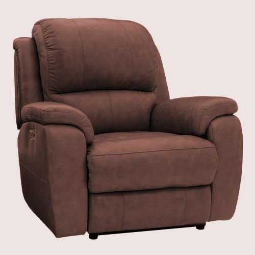 Godfrey Power Recliner by Bassett