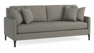 Serafina Bench Seat Sofa by Bassett Furniture