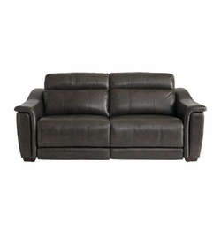 Sheffield Reclining Sofa with Power by Bassett