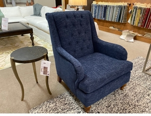 Tufted Chair by Bassett