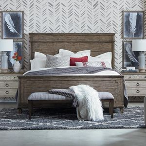 Verona Panel Bed by Bassett Furniture