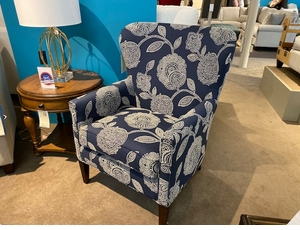 Victoria Accent Chair by Bassett