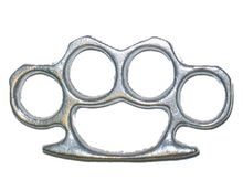 Aluminum knuckle duster