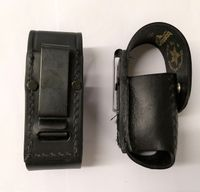 Boston Leather Pepper Spray Holder 5527C Clip MK3 and MK6