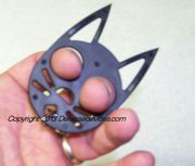 Cat Keychain Self Defense