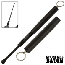 Coil Spring Baton 12 Inches