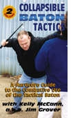 Collapsible Baton Tactics Video VHS or DVD Kelly Mcann