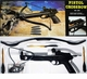 Crossbow 80lb includes 3 bolts