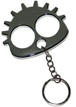alien defense keychain