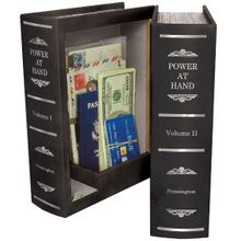 Double Diversion Book Safe Hide