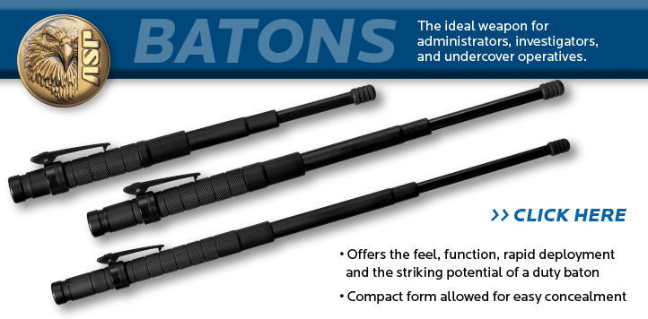 ASP Agent Batons for administrators, investigators and undercover