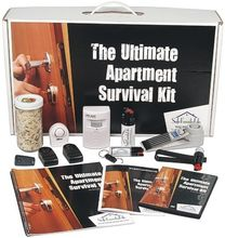 Home Self Defense: Apartment Survival Safety Kit,