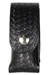 Leather Pepper Spray Holster - Boston Leather 1.5 oz 5527