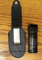 Pepper Spray Vinyl Holsters  1.5, 3, 3/4 oz and half oz.