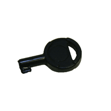 Plastic Covert Handcuff Key