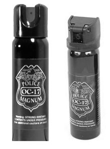 Home Defense Police magnum Pepper Spray