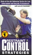 RESTRAINT AND CONTROL STRATEGIES (2 tapes )